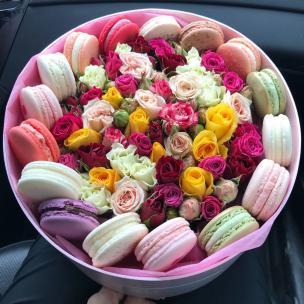 Кустовые Розы P090