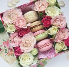 Кустовые Розы P091