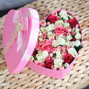 Пионовидные Розы P093
