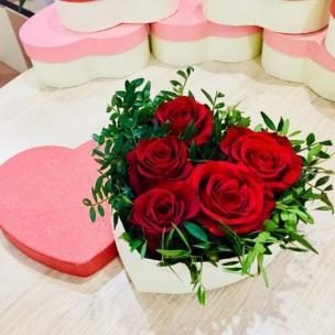 Розы P013