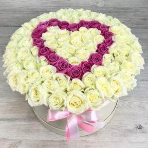 Розы P022