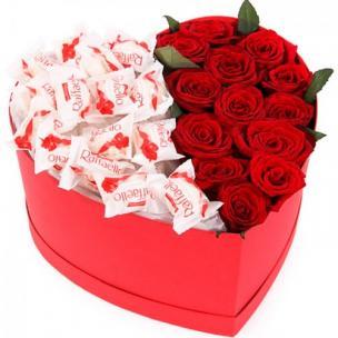 Розы P032