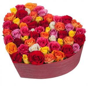 Розы P034