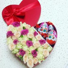 Розы P045