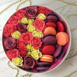 Розы P049